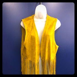 Karen Kane vest, new no tags